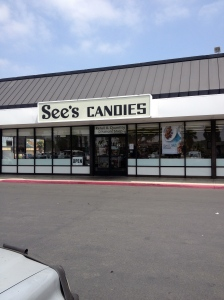 See's Candies. A west coast goodness with all the free samples you can take! Delicious and great gifts to take back home!